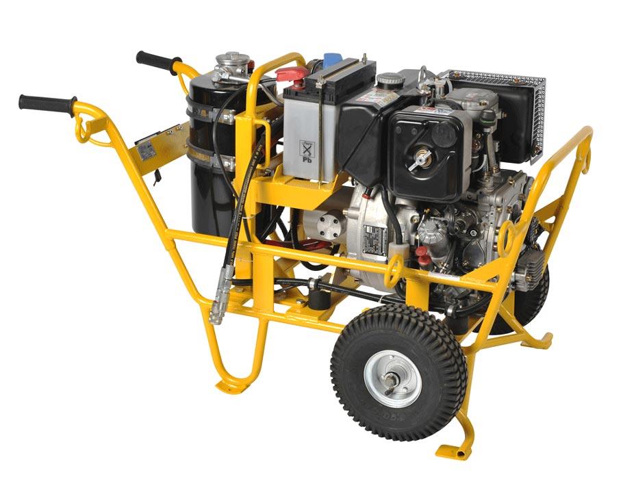 Diesel Aggregat
